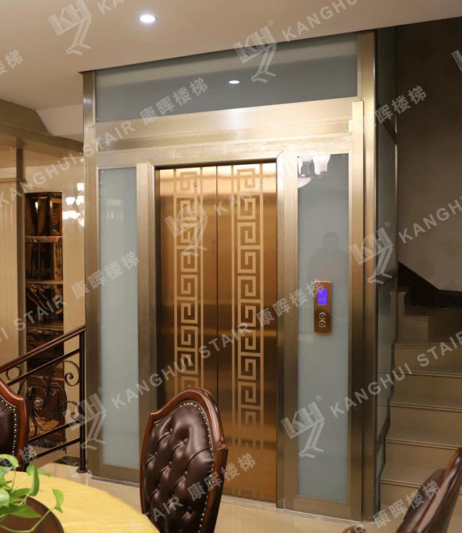 龙门式别墅电梯