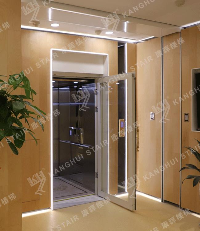螺旋式别墅电梯
